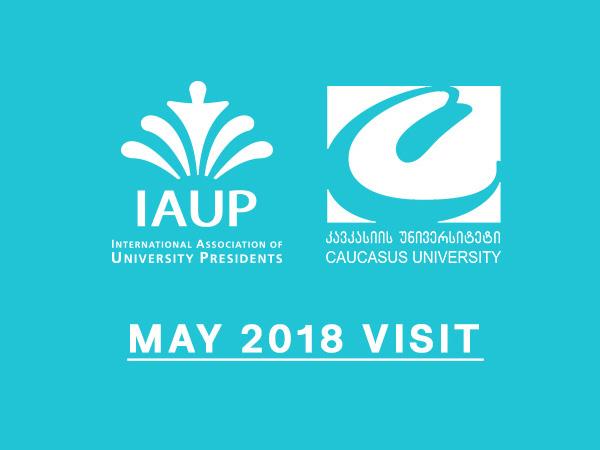 IAUP and Caucasus Logos