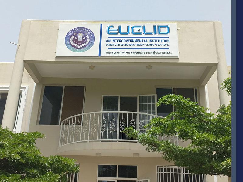 Euclid University Gambia Headquarters 2021