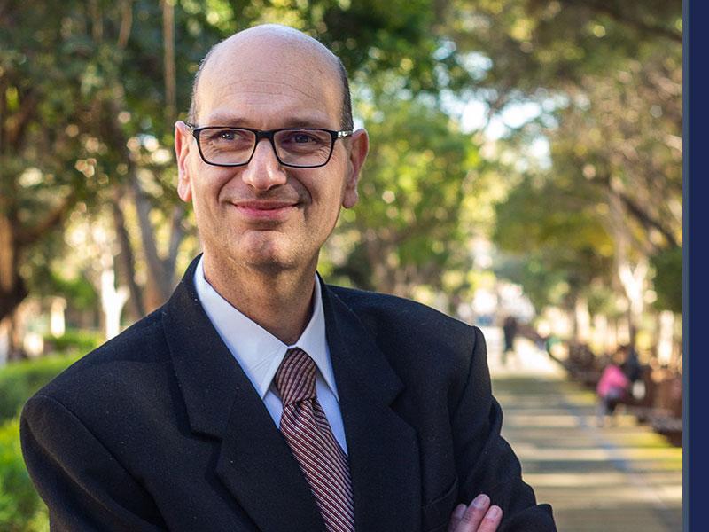 Photo of Ambassador George Said-Zammit