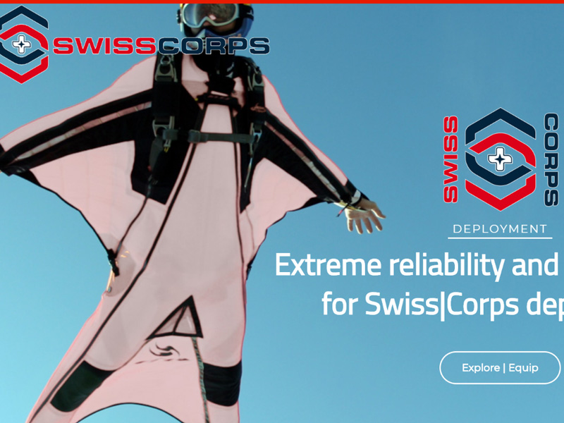 SwissCorps Swiss Watch