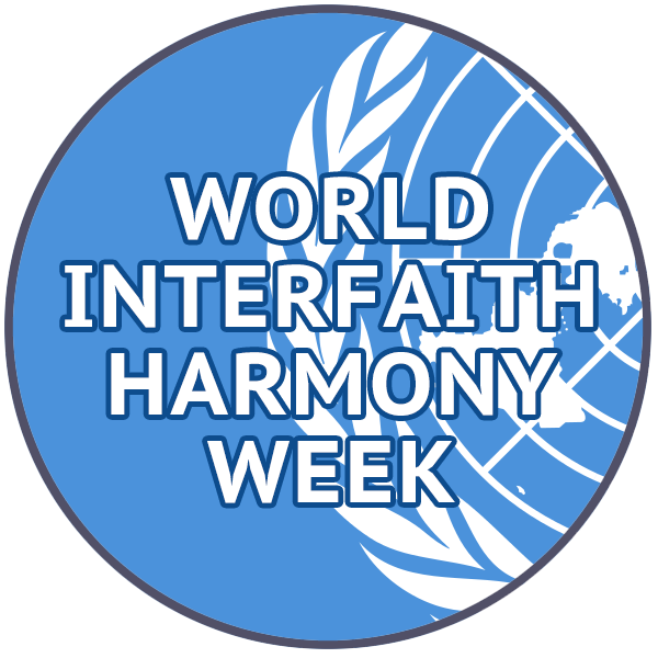 UN World Interfaith Harmony Week logo
