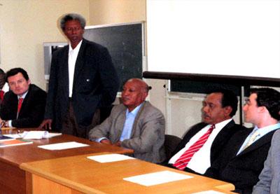 EUCLID (Pôle Universitaire Euclide / Euclid University) News and Events