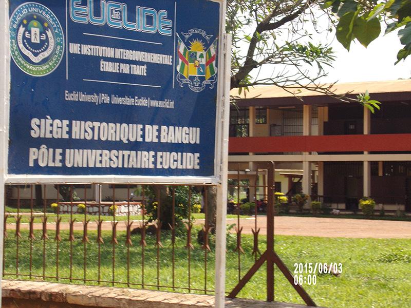 Bangui HQ