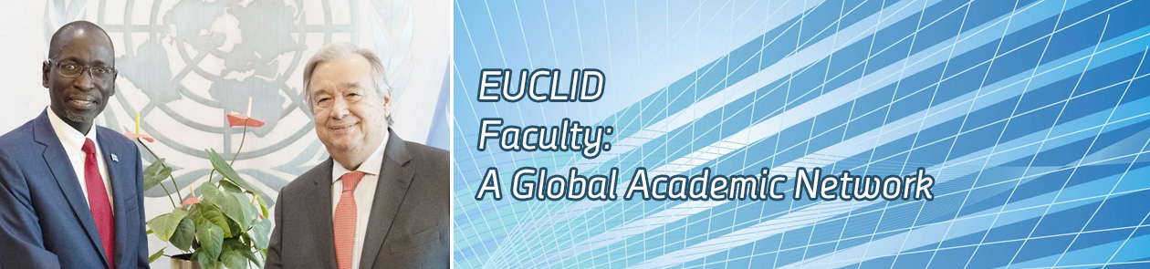 Banner image for EUCLID faculty information